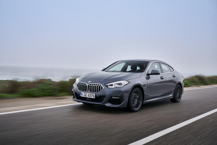 BMW 220i Sport launched at Rs. 37.90 lakh