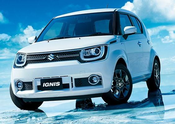 japan suzuki ignis features and specifications revealed team bhp. Black Bedroom Furniture Sets. Home Design Ideas