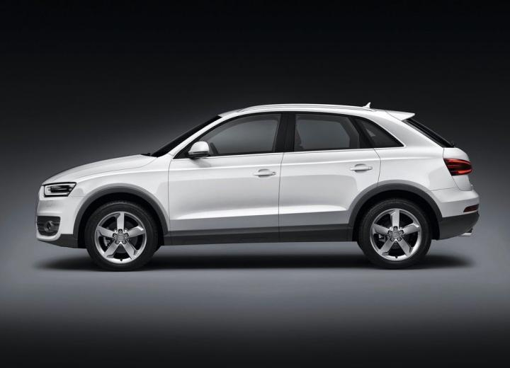 audi q3 anniversary edition model to be launched soon team bhp. Black Bedroom Furniture Sets. Home Design Ideas