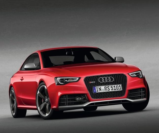 Audi India Launches RS5 High Performance Coupe