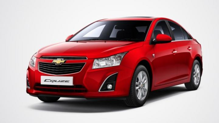 Chevrolet Cruze facelifted & Sail hatch gets 5 year warranty
