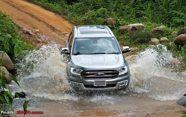 Ford Endeavour Launched In India At Rs 2476 Lakh