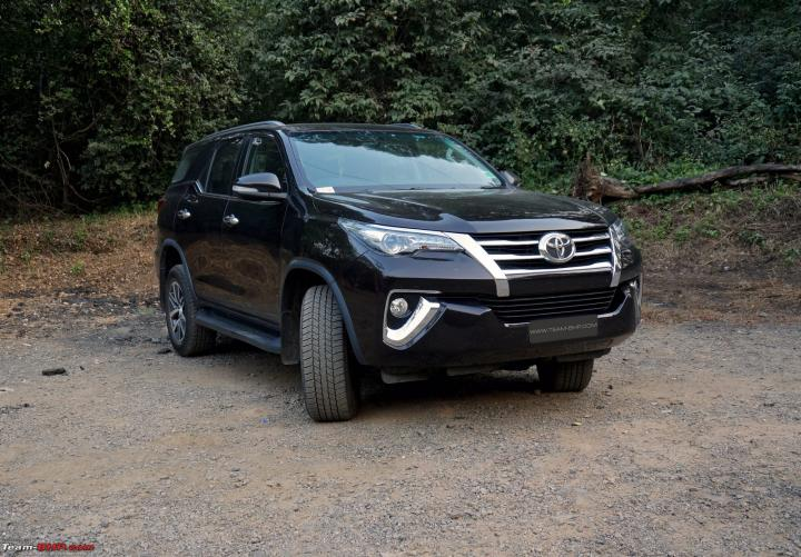 MG Gloster vs Toyota Fortuner vs Ford Endeavour