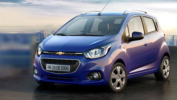 Refreshed Chevrolet Beat to launch in 2017