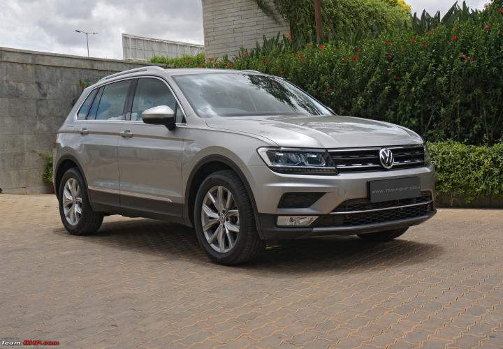 5-Seat Volkswagen Tiguan to be re-launched in India   Team-BHP