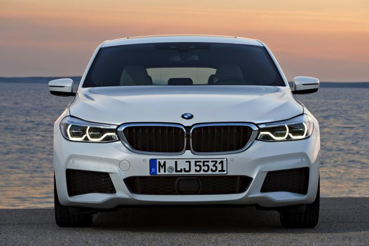 BMW unveils new 6 Series Gran Turismo