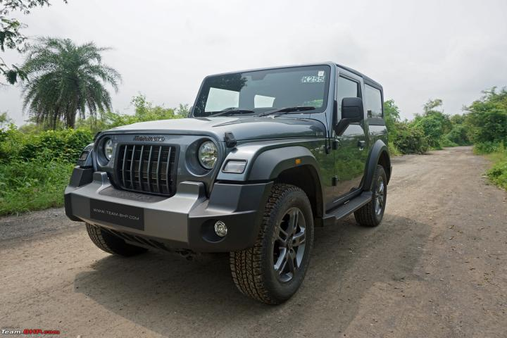 Mahindra Thar diesel recalled for faulty camshafts