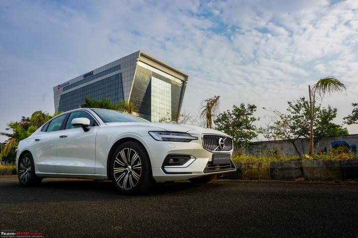 Volvo S60 vs the competition