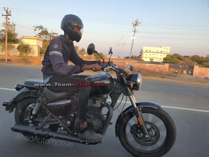 More images: Next-gen Royal Enfield Thunderbird (Meteor)