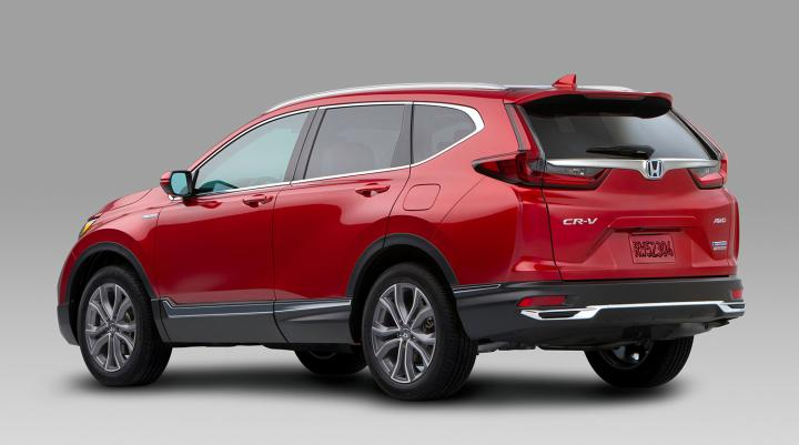 Rumour: Honda to launch CR-V Special Edition in India