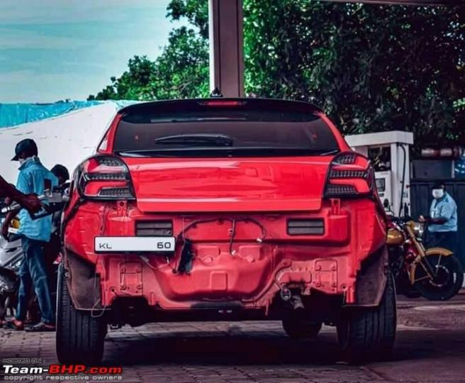 Rear Bumper Delete : Silly new trend catching on in India