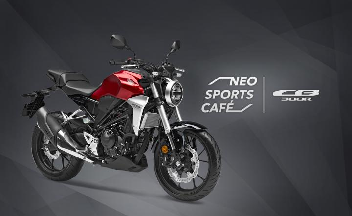 Honda Cb300r Launched At Rs 2 41 Lakh Team Bhp
