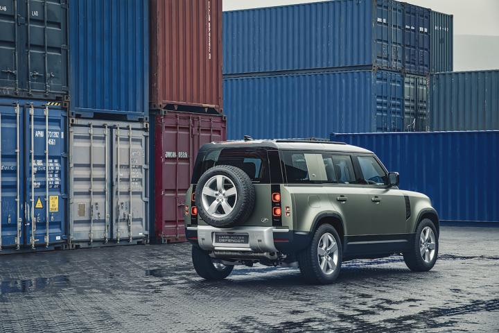 First batch of Land Rover Defender SUVs arrives in India