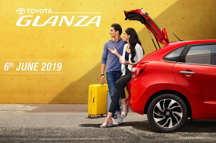 Toyota Glanza to be launched on June 6, 2019