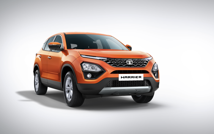 Watch the Tata Harrier launch live
