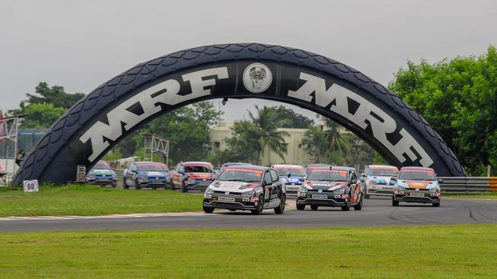 VW Ameo Cup series gets National Championship recognition