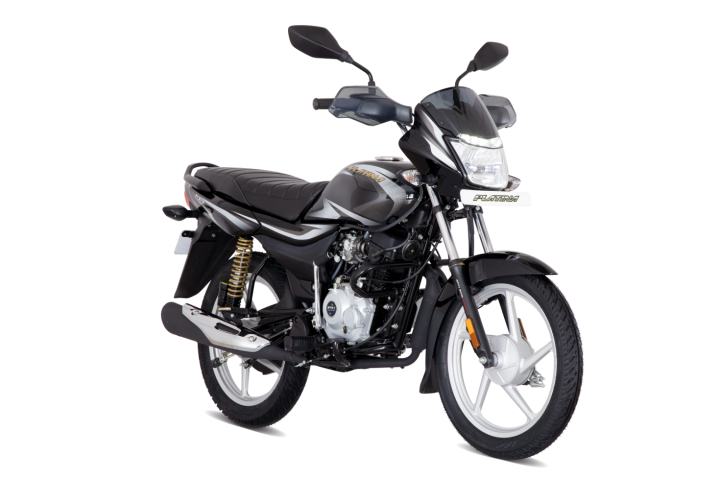 Bajaj Platina 100 Kick Start launched at Rs. 51,667