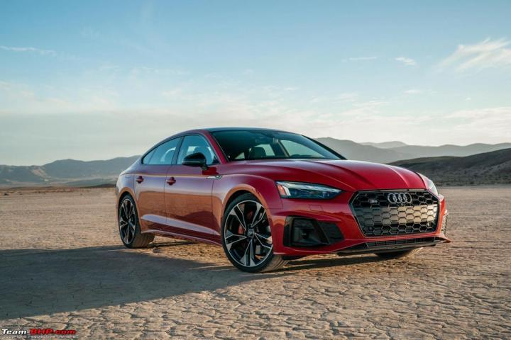 Audi to launch S5 Sportback facelift on March 22, 2021