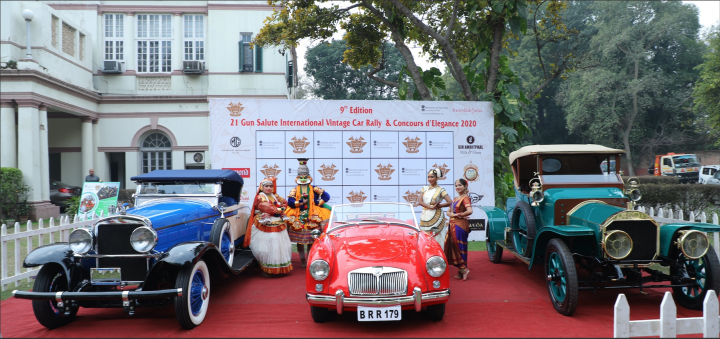 Gurgaon: 21 Gun Salute Vintage Rally & Concours on 15-16 Feb