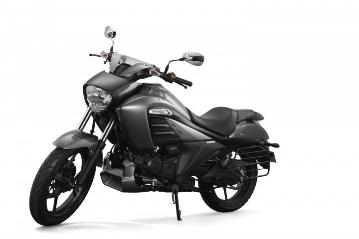 Suzuki Intruder with fuel injection launched at Rs. 1.07 lakh