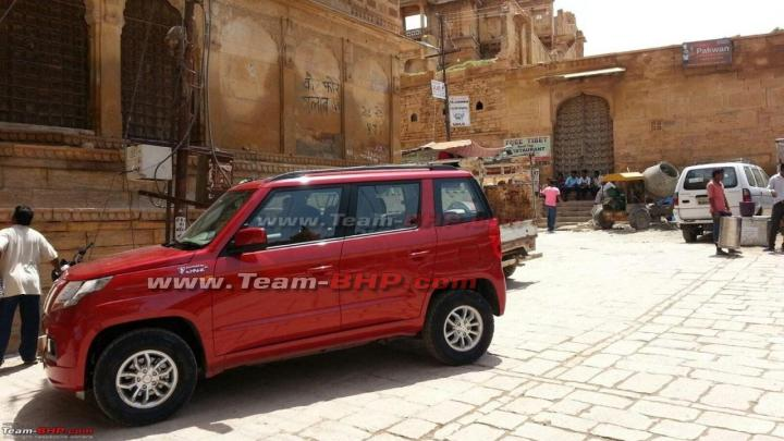 SCOOP! Mahindra TUV300 - This is it!