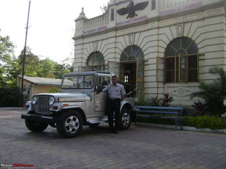 Anand Mahindra's salute to the father of the Thar
