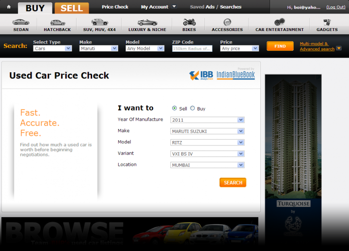price check tool for used cars now on team bhp team bhp. Black Bedroom Furniture Sets. Home Design Ideas