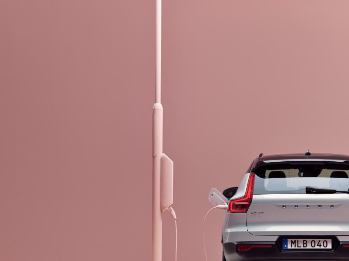 All-electric Volvo XC40 Recharge unveiled