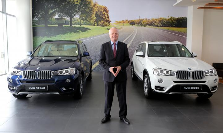 Bmw Launches X3 Facelift In India At Rs 44 90 Lakh Team Bhp