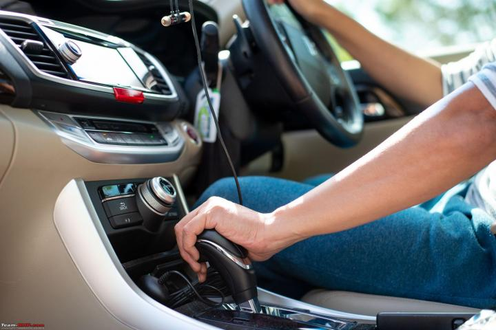 Chauffeur-driven owners should choose an Automatic gearbox