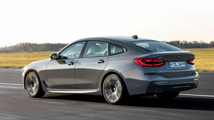 Rumour: BMW 6 Series GT facelift launch on April 8