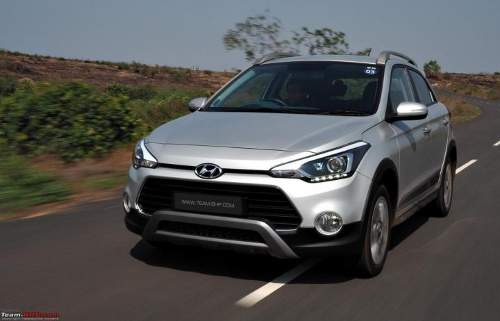 Hyundai Verna, i20 Active to get touchscreen infotainment ...