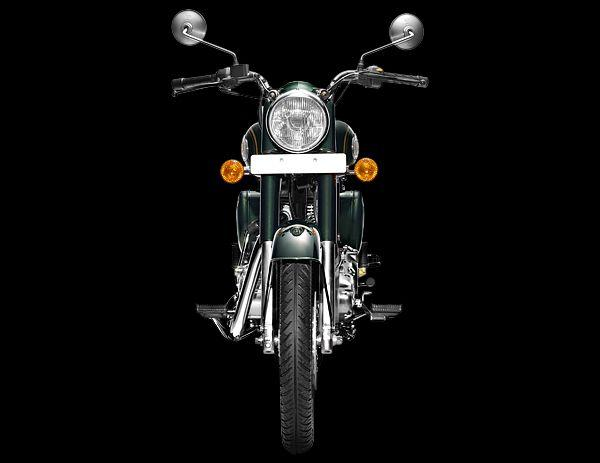 Royal Enfield Launches Bullet 500 Variant Team Bhp