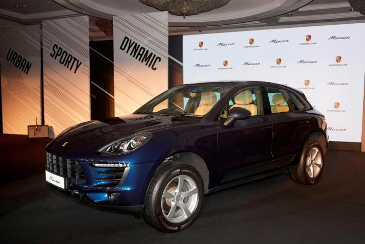 Porsche Macan R4 Launched In India At Rs 76 84 Lakh Team Bhp