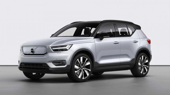 Volvo XC40 Recharge electric SUV to be launched in 2021