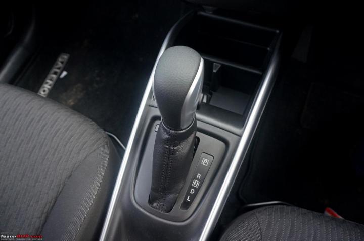 Maruti Suzuki Auto Gear Shift