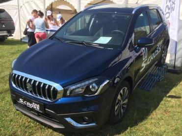 Suzuki S-Cross facelift officially revealed in Hungary