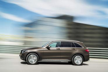 Mercedes-Benz GLC-Class officially revealed!