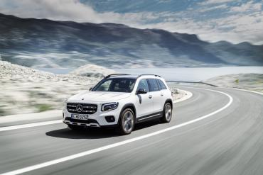 Mercedes-Benz GLB SUV with up to 7 seats unveiled