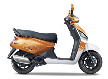 Mahindra Gusto 125 Unveiled Launch In February Team Bhp