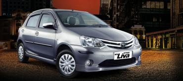 Toyota launches Etios and Liva Xclusive models in India