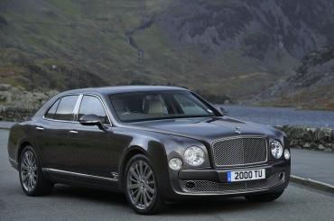Bentley To Launch Exp 9f Suv Amp All New Global Models In