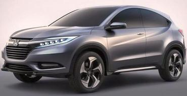 Honda diesel powered compact SUV & MPV models for India