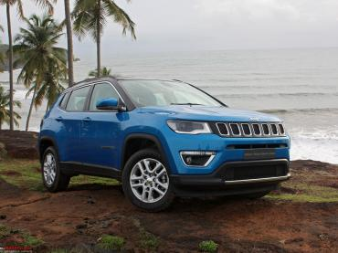 Jeep Compass: Team-BHP's Car of 2017