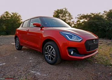 Maruti Swift: 1 lakh units sold in 145 days