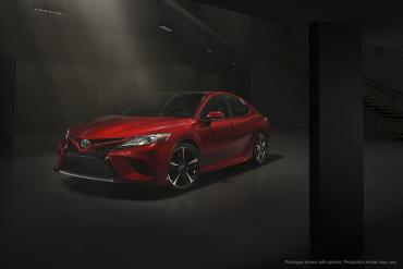 Eighth-gen Toyota Camry revealed at NAIAS in Detroit