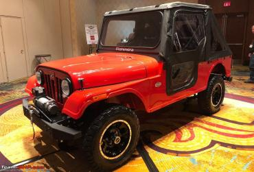 Mahindra's plans for the US market