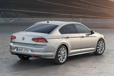 Volkswagen reveals eighth-generation European-spec Passat