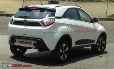 Scoop! Production-ready Tata Nexon spotted without camouflage