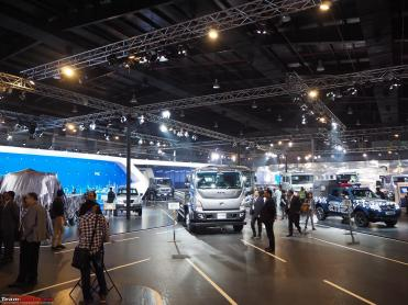 Coverage: Tata Commercial Vehicles at the Auto Expo 2018
